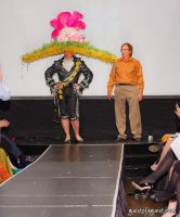 VCNY - Tulips & Pansies- A Headdress Affair - Runway and Backstage #5