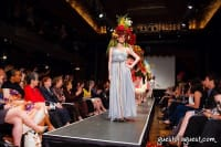 VCNY - Tulips & Pansies- A Headdress Affair - Runway and Backstage #10