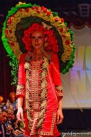 VCNY - Tulips & Pansies- A Headdress Affair - Runway and Backstage #42
