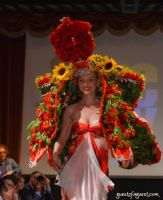 VCNY - Tulips & Pansies- A Headdress Affair - Runway and Backstage #53