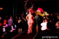 VCNY - Tulips & Pansies- A Headdress Affair - Runway and Backstage #62