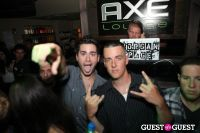 AXE Lounge at Dune with Morgan Page & Clinton Sparks #119