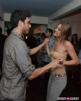 Blue and Cream party at Georgica with Samantha Ronson #16
