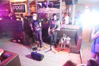 Ricochet & Bombay Sapphire At AXE Lounge #8