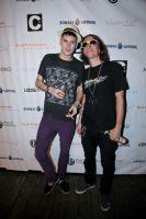 Ricochet & Bombay Sapphire At AXE Lounge #44