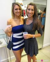 Beth Harbison and Sarah Pekkanen at BCBG Georgetown #10