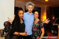 Tamsin Lonsdale and The Supper Club New York 'At Home with the Artist' Dinner #233