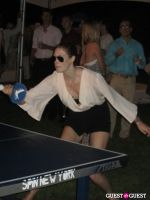 Grey Goose Blue Door Presents SPiN Ping Pong #4