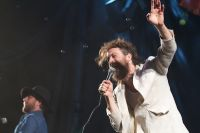 EDWARD SHARPE @ E2NY Music Festival #83