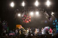 EDWARD SHARPE @ E2NY Music Festival #110