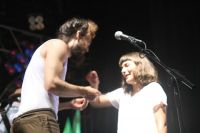 EDWARD SHARPE @ E2NY Music Festival #142