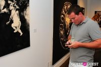 """Social Life Magazine Hosts The Opening Of The Gail Schoentag Gallery Exhibition """"Limits AnD Desperates"""" #104"""