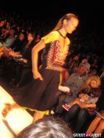 NYFW - BCBGMAXAZRIA Spring 2012 Collection #2