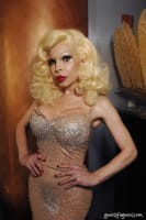 DEPESHA Magazine Designer Fashion Show with Amanda Lepore   #89