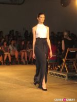 NYFW YIGAL AZROUEL Spring 2012 Collection #5