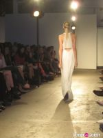 NYFW YIGAL AZROUEL Spring 2012 Collection #7