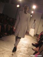 NYFW YIGAL AZROUEL Spring 2012 Collection #9