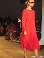 NYFW YIGAL AZROUEL Spring 2012 Collection #13