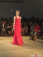 NYFW YIGAL AZROUEL Spring 2012 Collection #14
