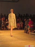 NYFW YIGAL AZROUEL Spring 2012 Collection #15