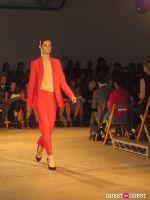 NYFW YIGAL AZROUEL Spring 2012 Collection #17