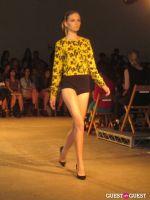 NYFW YIGAL AZROUEL Spring 2012 Collection #19