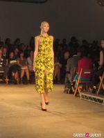NYFW YIGAL AZROUEL Spring 2012 Collection #21