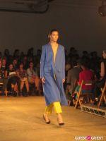 NYFW YIGAL AZROUEL Spring 2012 Collection #22