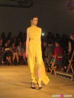 NYFW YIGAL AZROUEL Spring 2012 Collection #23