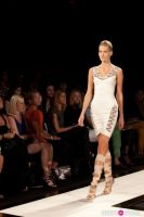 Herve Leger Runway Show- NYC Fashion Week #47