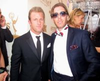 Justin Ross Lee Hits The Emmys AKA JewJetting Awards #8