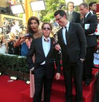 Justin Ross Lee Hits The Emmys AKA JewJetting Awards #22