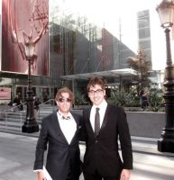 Justin Ross Lee Hits The Emmys AKA JewJetting Awards #33