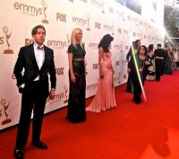 Justin Ross Lee Hits The Emmys AKA JewJetting Awards #36