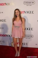 9th Annual Teen Vogue 'Young Hollywood' Party Sponsored by Coach (At Paramount Studios New York City Street Back Lot) #72