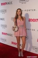 9th Annual Teen Vogue 'Young Hollywood' Party Sponsored by Coach (At Paramount Studios New York City Street Back Lot) #75