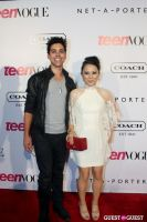9th Annual Teen Vogue 'Young Hollywood' Party Sponsored by Coach (At Paramount Studios New York City Street Back Lot) #104