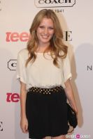 9th Annual Teen Vogue 'Young Hollywood' Party Sponsored by Coach (At Paramount Studios New York City Street Back Lot) #158