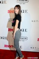 9th Annual Teen Vogue 'Young Hollywood' Party Sponsored by Coach (At Paramount Studios New York City Street Back Lot) #181