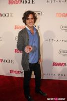 9th Annual Teen Vogue 'Young Hollywood' Party Sponsored by Coach (At Paramount Studios New York City Street Back Lot) #246