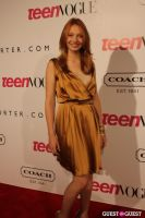 9th Annual Teen Vogue 'Young Hollywood' Party Sponsored by Coach (At Paramount Studios New York City Street Back Lot) #311