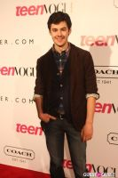 9th Annual Teen Vogue 'Young Hollywood' Party Sponsored by Coach (At Paramount Studios New York City Street Back Lot) #316