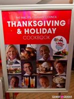 The Macy's Culinary Council Thanksgiving and Holiday Cookbook #7