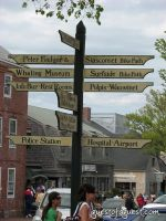 Directional Beacon on Nantucket