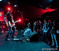 IGGY POP MICK ROCK Urban Zen Foundation Benefit #39