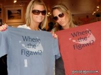 Jen Remis and Friend Celebrate with Figawi Shirts