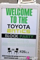 Filter Magazine's Cultures Collide + Toyota Antic Block Party #3
