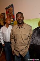 Bermano Art Exhibition Hosted By NY Jet Ladainian Tomlinson #33