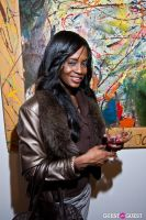 Bermano Art Exhibition Hosted By NY Jet Ladainian Tomlinson #39
