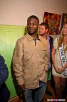 Bermano Art Exhibition Hosted By NY Jet Ladainian Tomlinson #51